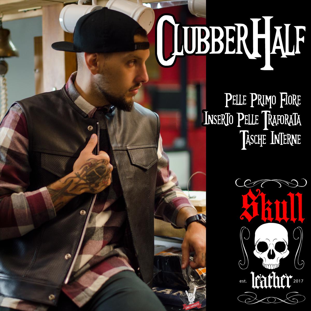 Clubber Half