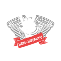Lion & Loyalty Logo